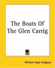 image of The Boats of the Glen Carrig
