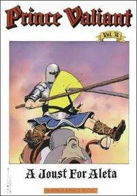image of Prince Valiant:  A Joust for Aleta Vol. 31