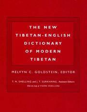 image of The New Tibetan � English Dictionary of Modern Tibetan