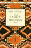 image of The Land of Little Rain (Dover Thrift Editions)