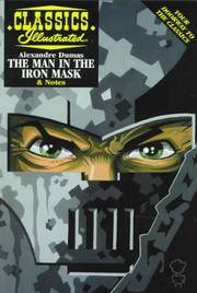 image of Classics Illustrated:  The Man in the Iron Mask