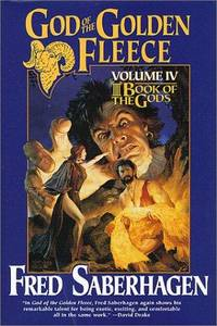 God of the Golden Fleece (Book of the Gods, Volume 4)