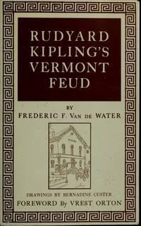 Rudyard KiplingÕs Vermont Feud