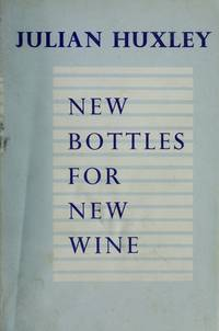 image of New Bottles for New Wine