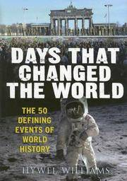 Days That Changed the World