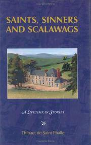 Saints, Sinners and Scalawags: A Lifetime in Stories (SIGNED copy)