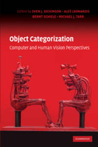 Object Categorization: Computer and Human Vision Perspectives