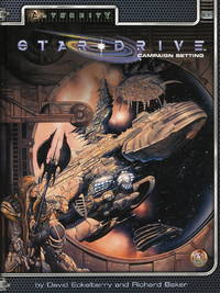 Star Drive Campaign Setting (Alternity Sci-Fi Roleplaying, Star Drive Campaign Setting, 2802) by  Richard  David; Baker - Hardcover - from Cloud 9 Books and Biblio.com