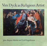 Van Dyke as Religious Artist (Publications of the Art Museum, Princeton University)