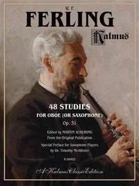 W. F. Ferling: 48 Studies for Oboe (or Saxophone), Op. 31