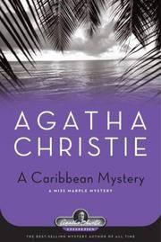 A Caribbean Mystery: A Miss Marple Mystery (Agatha Christie Collection)