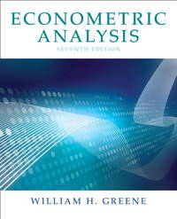 image of Econometric Analysis (7th Edition)