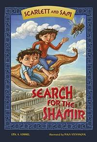 Search for the Shamir (Scarlett and Sam) by  Ivica [Illustrator]  Eric A.; Stevanovic - Paperback - 2018-01-01 - from Your Online Bookstore (SKU: 1512429384-11-19567607)