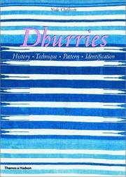 DHURRIES. History, Techniques, Pattern, Identification.
