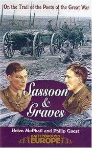 BATTLEGROUND EUROPE: TRAILS: SASSOON & GRAVES