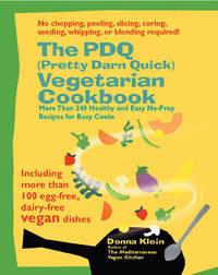 The PDQ Vegetarian Cookbook