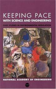 Keeping Pace With Science and Engineering : Case Studies in Environmental Regulation