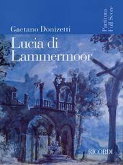image of Lucia di Lammermoor: Score