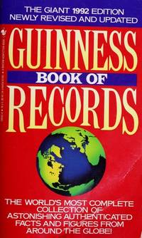 Guinness Book of World Records 1992