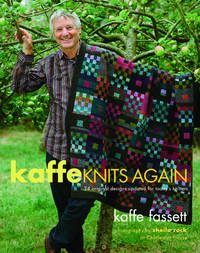 image of Kaffe Knits Again: 24 Original Designs Updated for Today's Knitters