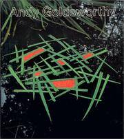image of Andy Goldsworthy: Cr�er avec la nature (CREE AVEC LA NA) (French Edition)