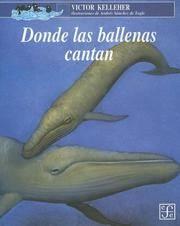Donde las ballenas cantan (A la Orilla del Viento) (Spanish Edition)