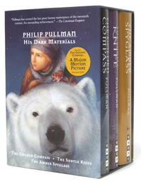 image of His Dark Materials: The Golden Compass/The Subtle Knife/The Amber Spyglass
