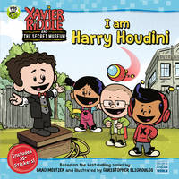 XAVIER RIDDLE TV HARRY HOUDINI