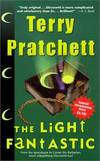 image of The Light Fantastic (Turtleback School & Library Binding Edition) (Discworld Novels (Pb))