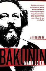 Bakunin : The Creative Passion