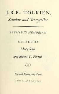J.R.R.Tolkien, Scholar and Storyteller: Essays in Memoriam