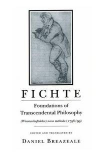 fichtes werke werke 11 bde bd1 zur theoretischen philosophie i