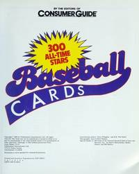 Baseball Cards 300 All Time Stars