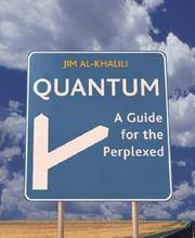 Quantum A Guide for the Perplexed by Jim Al-Khalili - Paperback - Later Printing - 2003 - from Always Superior Books and Biblio.com