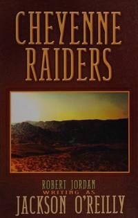 Cheyenne Raiders (G K Hall Large Print Western Series)