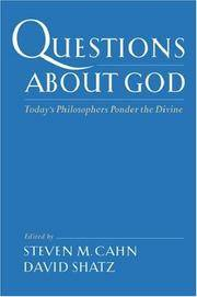 Questions About God: Today's Philosophers Ponder the Devine