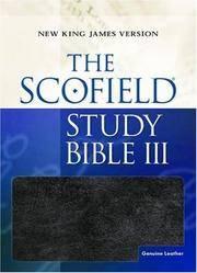 HOLY BIBLE Scofield Study System, Red Letter, NKJV New King James Version  472RRLZ