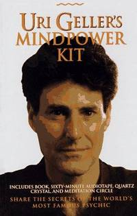 URI GELLER'S MINDPOWER ( MIND POWER ) BOOK