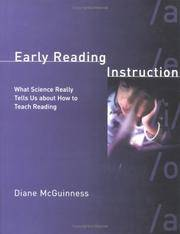 Early Reading Instruction: What Science Really Tells Us about How to Teach Reading (Bradford Books)