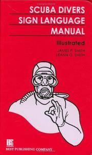 Scuba Divers Sign Language Manual