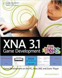 Xna 31 Game Development For Teens