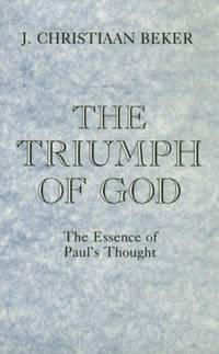 The Triumph of God The Essence of Paul's Thought