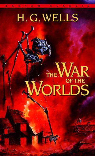 a review of the novel of the worlds by hg wells Click to read more about the war of the worlds by h g wells amazoncom amazoncom review first published by hg wells in 1898 the novel begins.