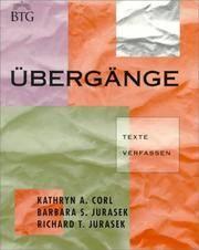 Ubergange : Texte Verfassen