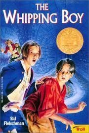The Whipping Boy (A Troll Book) (Newbery Medal Winner)