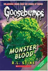 image of Monster Blood (Turtleback School_Library Binding Edition) (Goosebumps (Pb Unnumbered))