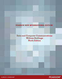 Data and Computer Communications by  William Stallings - Paperback - from Phatpocket Limited and Biblio.com