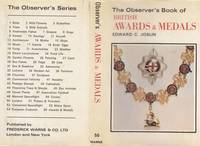 The Observer's Book of British Awards & Medals