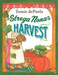 image of Strega Nona's Harvest