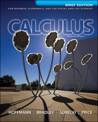 Calculus for Business, Economics, and the Social and Life Sciences, Brief Version (11th Hardcover...
